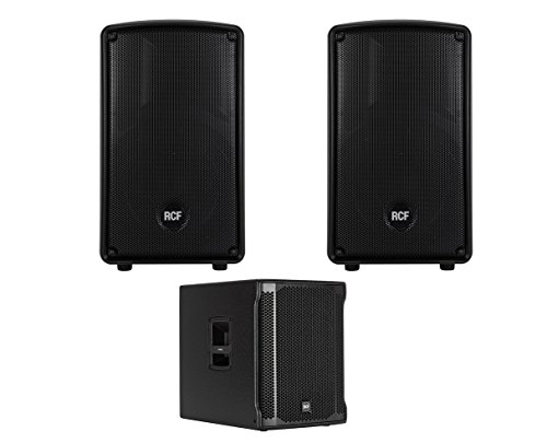 Buy Discount 2x RCF HD 10-A MK4 + RCF Sub 705-AS II
