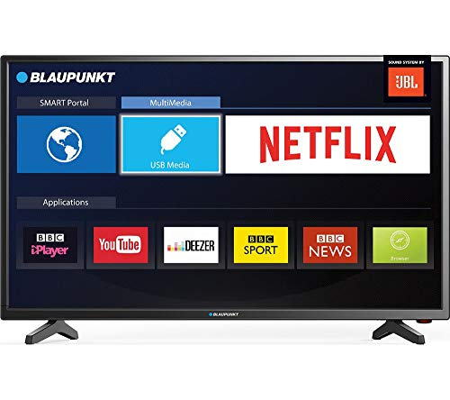 Blaupunkt 32 Inch HD Ready LED Smart TV with Freeview HD