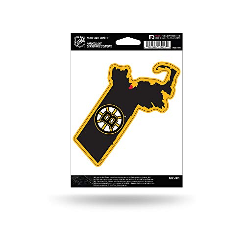 NHL Rico Industries Home State Sticker Boston Bruins