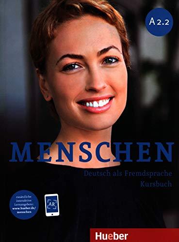 MENSCHEN A2.2 Kursb. AR (L.alum.): Kursbuch A2.2 mit online Ubungen