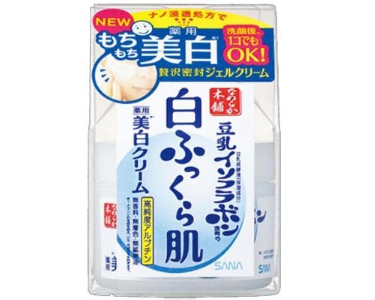 予防接種する環境に優しい鉄なめらか本舗 美白クリーム