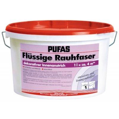 Pufas Flüssige Rauhfaser waschfest 10 Liter