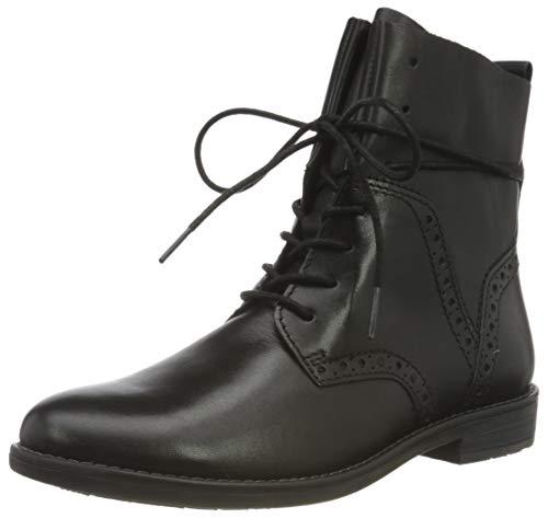 MARCO TOZZI Damen 2-2-25133-35 Chukka-Stiefel, Black Antic, 38 EU