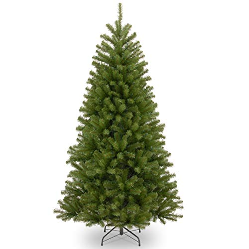 National Tree Company Artificial Christmas Tree | Includes Stand | North Valley Spruce - 6.5 ft