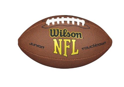 Wilson NFL Touchdown Football - Junior