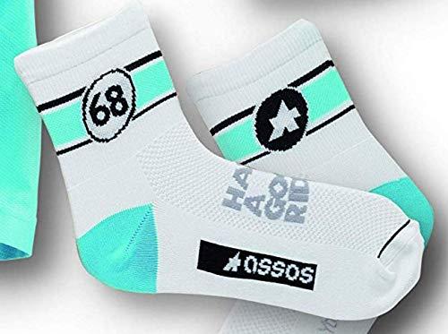 assos 6-Tages-Socken, Knick - 0 - (EU 35-38)