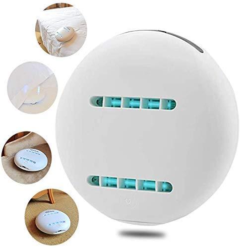 Los ácaros de la cama Aspiradora, Handheld sin cuerda UV la aspiradora con 4800 mAh - Muertes 99,9 por ciento de las bacterias y los ácaros del polvo Dos modos de limpieza, Apto for niños'S Bed Steri.