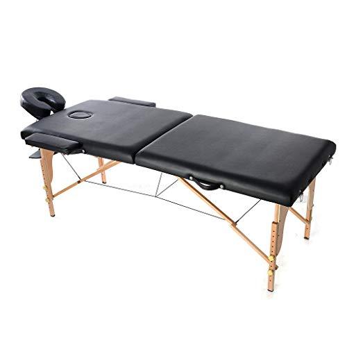 Todeco - Mesa de Masajes Plegable, Mesa de Terapia Profesional - Tamaño:...
