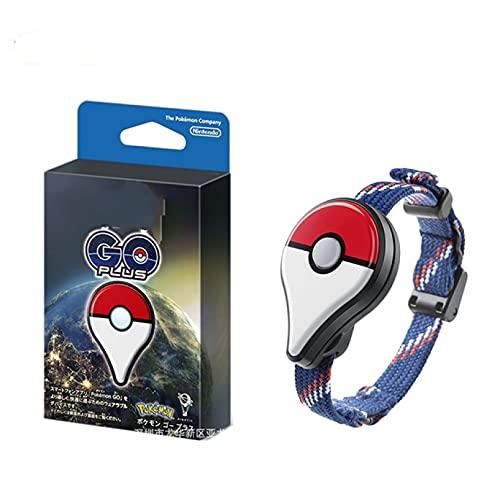 Pokemon Go Plus Dispositivo De Enlace Pulsera Captura De Figura De Pokemon Pikachu Figura De Acción Pulsera De Sensor De Conexión Bluetooth