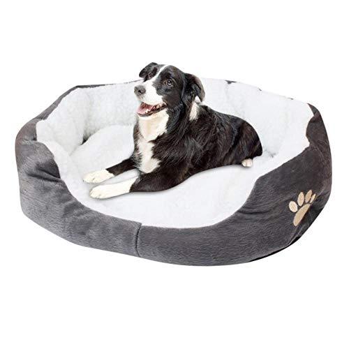 Xingsiyue Saco de Dormir Gato Cama de Felpa para Cachorros y Perros Cama para Perros Sof/á para Perros Invierno C/álido Nido de Mascotas