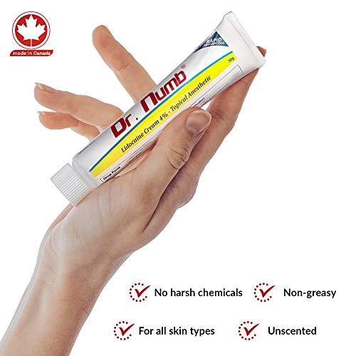 Dr. Numb Numbing Cream