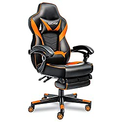 ELECWISH Office Racing Video Gaming Chair