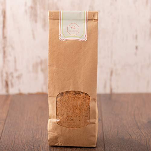 süssundclever.de® | Bio Dattelzucker | 5 kg (5 x 1 kg) | 100% gemahlene Bio Deglet Nour Datteln
