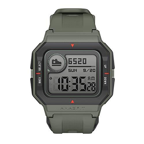 Amazfit Neo Smart Watch (Green)