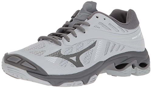 Mizuno Wave Lightning Z4 Womens Grey 10 Grey