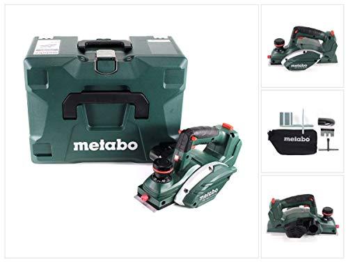 Metabo HO 18 LTX 20-82 Hobelmaschine 16000 U/min Schwarz, Grün, Rot, Silber