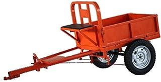 Amazon.es: remolque para tractor: Jardín