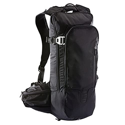 FLZXSQC Paquete De Mochila De Hidratación para Deportes De Ocio,Diseño De Entrepiso para Almacenamiento De Casco, Mochila para Trail Running con Bolsa De Agua De 2 litros, 10L