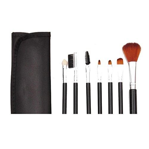 Tonsee® 7X de maquillage professionnel Kits Pro Brosses solides cosmétiques outil Pinceau