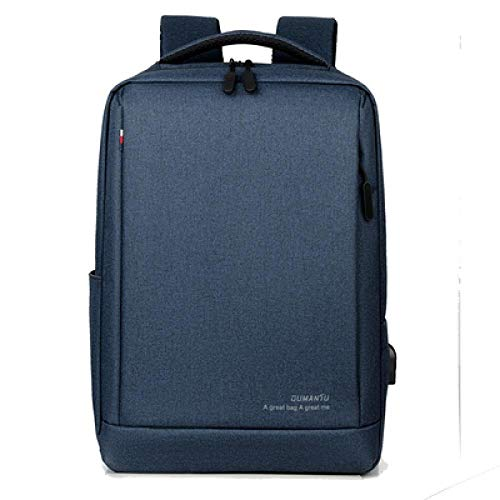 Backpack Bag Backpack Mens Male Backpacks Business Notebook Waterproof Back Pack Usb Charging Bags Travel Bagpack E613602