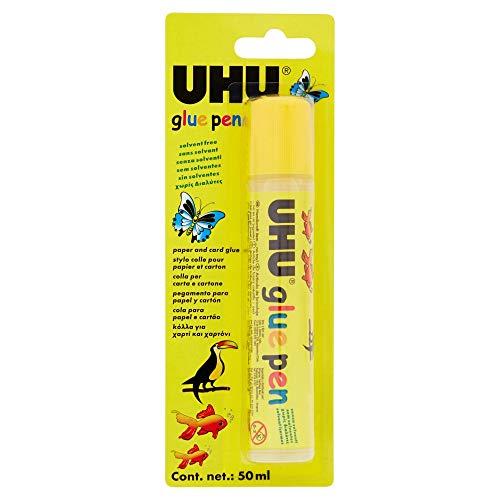 UHU 3-1605 penna colla extra-large Trans 50 ml