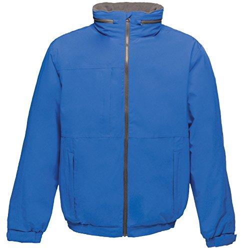Regatta Chaqueta impermeable resistente al viento modelo Dover para hombre XXXL//Azul