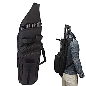 XTACER Multi-Function 4-Tubes Back Field Quiver Training