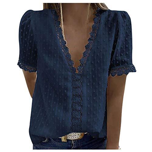 Women's Sleeveless Ruffle Stand Collar Embroidery Button Slim Cotton Blouse Top Purple Dress for Women Black Dress Tee Shirt Dress Long Sleeve Maxi Dress for Women Flower Dress