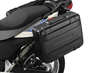 New BMW Genuine G650GS G650GS Sertao Motorcycle VARIABLE CASES Right