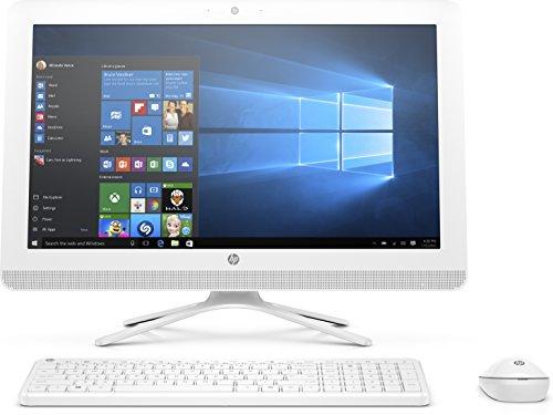 HP All-in-One 22-b060na 21.5' PC AMD 2GHz 1TB HDD 8GB RAM Windows 10 Wh