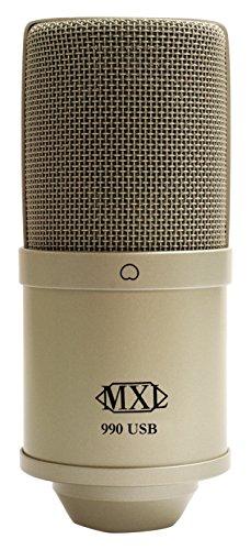 MXL 990 USB con micrófono