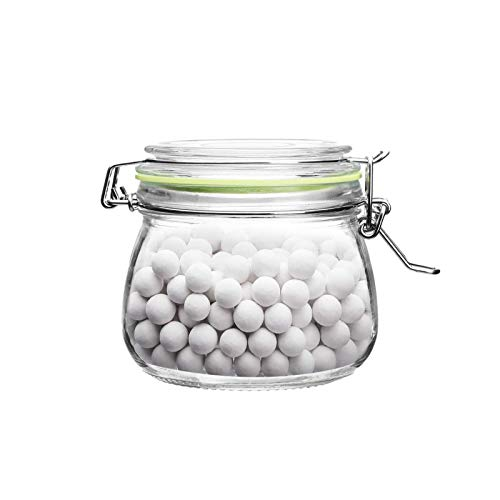 500 g de granos de cerámica para hornear en tarro de cristal,...