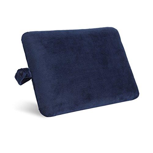 World's Best 3581 Navy Cushion-Soft Memory Foam Rectangle Pillow