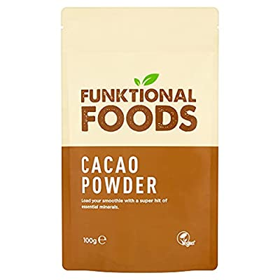 Funktional Foods Cacao Powder 100g