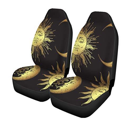 tattoo car seat covers - 6