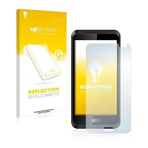 upscreen Entspiegelungs-Schutzfolie kompatibel mit Archos 45 Neon – Anti-Reflex Bildschirmschutz-Folie Matt