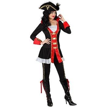 Atosa - Disfraz de pirata para mujer, talla XL (22917): Amazon.es ...