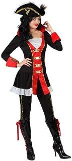 Atosa - Disfraz de pirata para mujer, talla M/L (22916