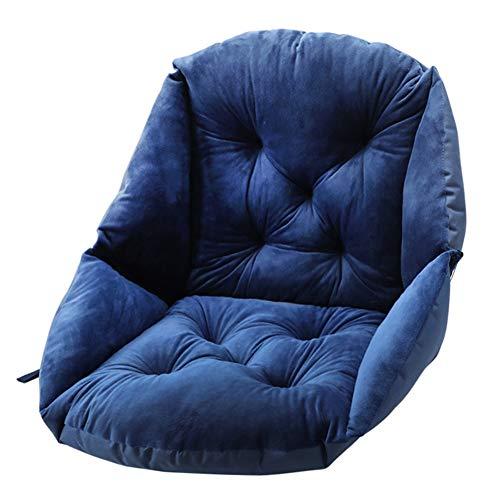 Fbewan Lendenkissen und Sitzkissen zur Linderung der Ischias, Schmerzkissen im unteren Rücken, Bürostuhl im Auto (C4)
