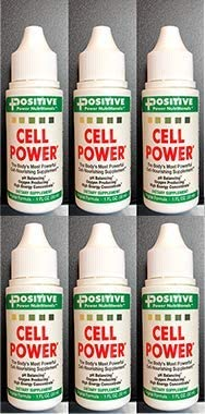Cell Power Department store Liquid High-Energy Concentrate Bottle 1 Fashionable Pack o oz.