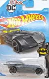 Hot Wheels Batmobile 17/250 Grey by Tiny Toes