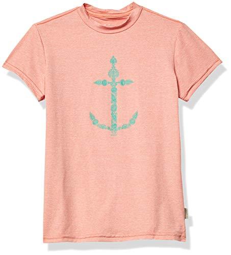 O'Neill Mädchen Hybrid UPF 50+ Kurzarm Sun Shirt Light Grapefruit 16