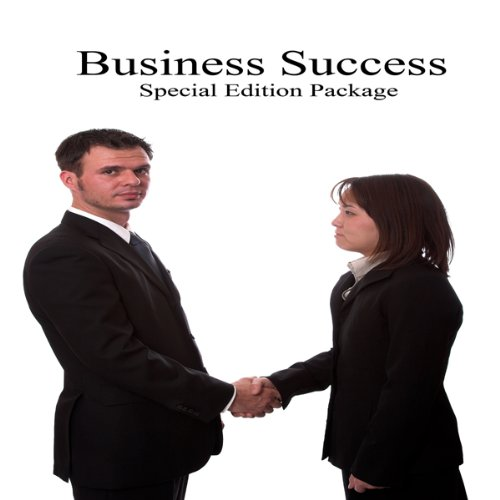 Business Success Hypnosis Special Edition Audio Package audiobook cover art