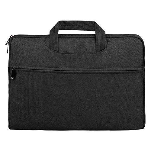 Carrying Bag for BOIFUN 17.5 Inch Portable DVD Player, Travel Laptop Sleeve Bag, Carry On Handle Case for Computer Notebook MacBook, Black