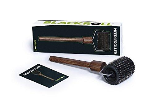 BLACKROLL Needleroller Nadelroller, braun, One Size