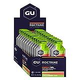 GU Energy Gel Energizante de Fresa y Kiwi - Paquete de 24 x 32 gr - Total: 768 gr