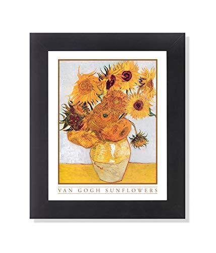 Vincent Van Gogh Sunflowers Floral Wall Buy Online In Bahrain At Desertcart