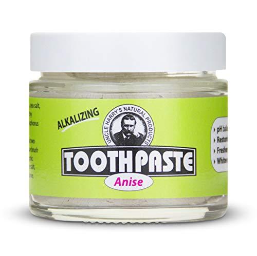 Anise Fluoride Free Toothpaste