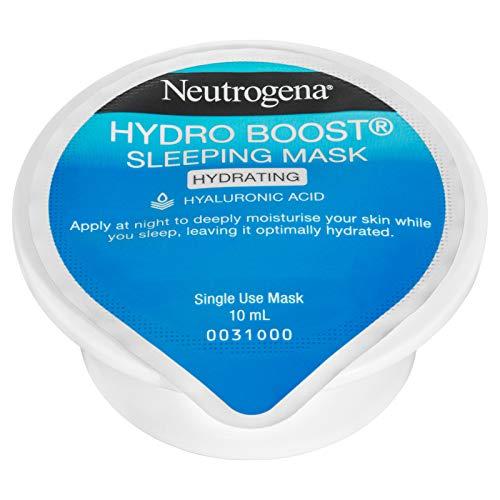 NEUTROGENA Hydro Boost Hydrating Sleeping Mask, 10 Milliliter