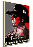 Instabuy Poster Propaganda Quotes Apocalypse Now Napalm